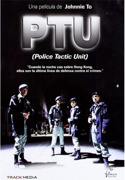 Ptu (Police Tactic Unit)