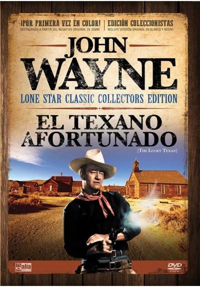 El Tejano Afortunado (The Lucky Texan)