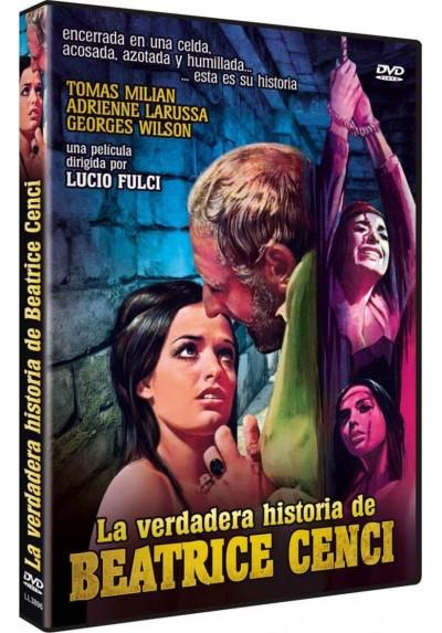 La Verdadera Historia De Beatrice Cenci (Beatrice Cenci)