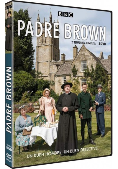 Padre Brown (2ª Temporada) (Father Brown)