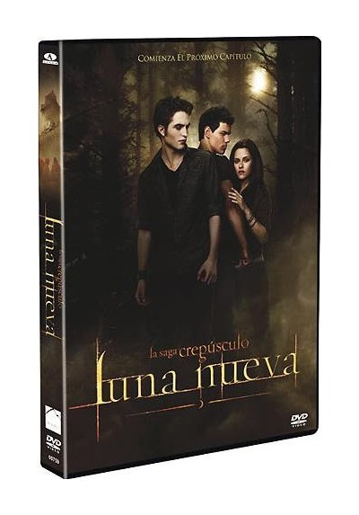 La Saga Crepúsculo: Luna Nueva (The Twilight Saga: New Moon)