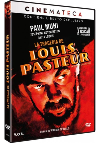 La Tragedia De Louis Pasteur (V.O.S.) (The Story Of Louis Pasteur)