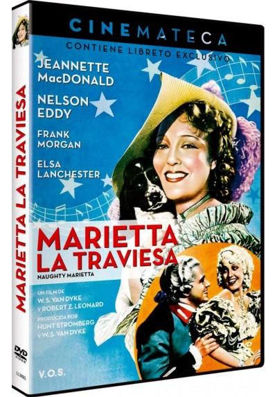 Marietta La Traviesa (V.O.S.) (Naughty Marietta)