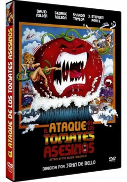 El Ataque De Los Tomates Asesinos (Attack Of The Killer Tomatoes)