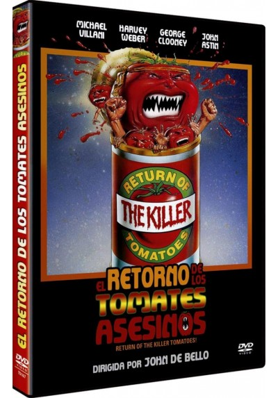 El Retorno De Los Tomates Asesinos (Return Of The Killer Tomatoes!)