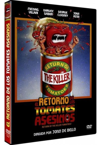 El Retorno De Los Tomates Asesinos (Return Of The Killer Tomatoes!)