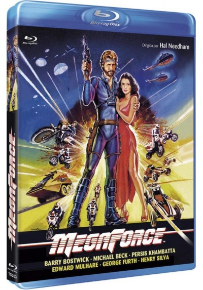 Megaforce (Blu-Ray)