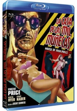La Casa De Las Mil Muñecas (Blu-Ray)