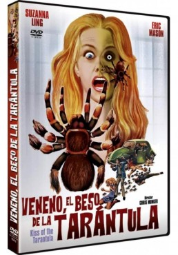 Veneno, El Beso De La Tarántula (Kiss Of The Tarantula)