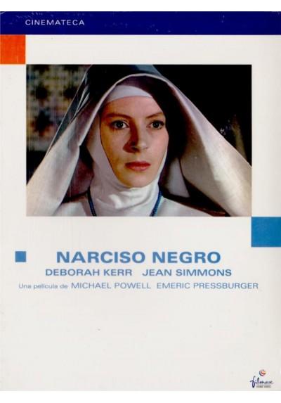 Narciso Negro (Black Narcissus) (Digipack)