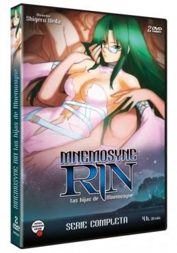 Mnemosyne Rin: Las Hijas del Mnemosyne (Serie Completa) Mnemosyne - Mnemosyne no Musume-tachi (RIN ~Daughters of Mnemosyne~)