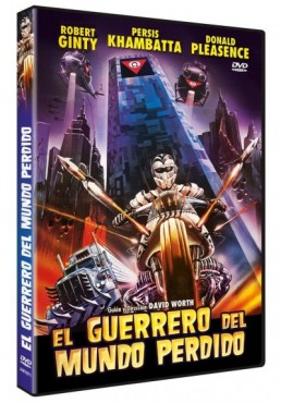 El Guerrero Del Mundo Perdido (I predatori dell'anno omega (Warrior of the Lost World)