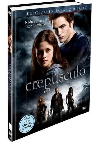 La Saga Crepúsculo: Crepúsculo (Ed. Especial + Libro) (Twilight)