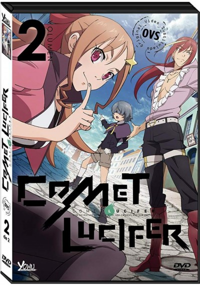 Comet Lucifer Vol.2 (OVS)