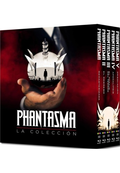Pack Phantasma - La Colección (Blu-Ray) Phantasma