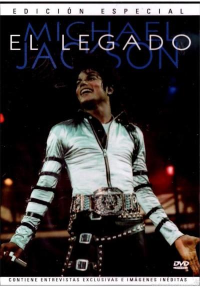 Michael Jackson: El Legado (Estuche Slim)