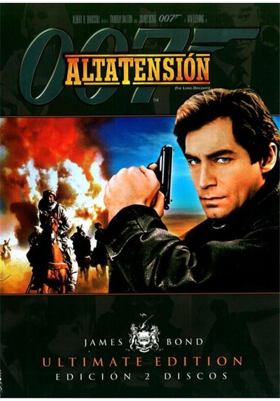 Alta Tensión - Ultimate Edition 2 Discos (The Living Daylights)