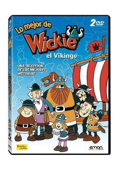 Lo Mejor De Wickie El Vikingo (Chîsana Baikingu Uiki)