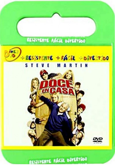 Doce En Casa (Diver DVD) (Cheaper By The Dozen)