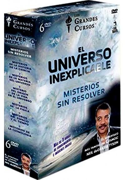 El Universo Inexplicable. Misterios Sin Resolver