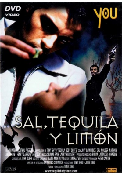 Sal, Tequila y Limón (Tequila Body Shots)