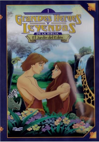 Grandes Héroes Y Leyendas De La Biblia - Vol. 01: El Jardín Del Edén