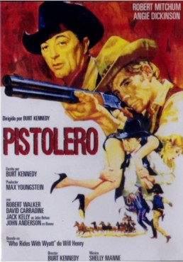 Pistolero (1969) (Young Billy Young)