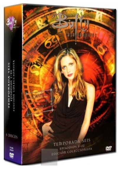 Buffy Cazavampiros, Temporada 6