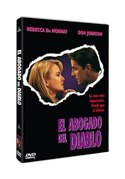 El Abogado Del Diablo (1993) (Guilty As Sin)