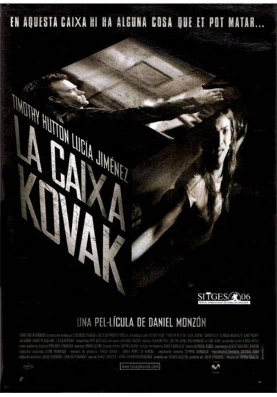 La Caja Kovak (The Kovak Box) (Edicion Catalana)
