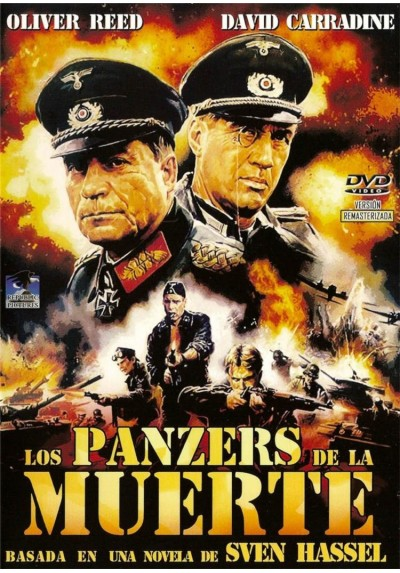 Los Panzers De La Muerte (The Misfit Brigade)