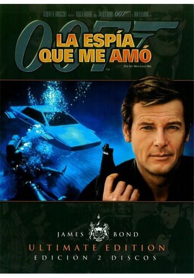 La Espía que Me Amó - Ultimate Edition 2 Discos (The Spy Who Loved Me)