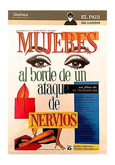 Mujeres Al Borde De Un Ataque De Nervios - Coleccion El Pais