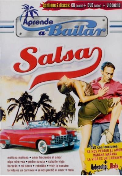 Aprende a bailar Salsa