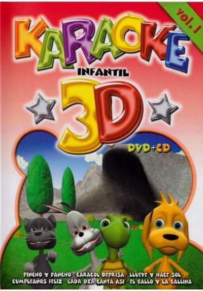 Karaoke Infantil 3D Vol. 1