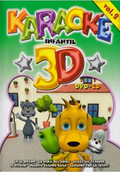 Karaoke Infantil 3D Vol. 2