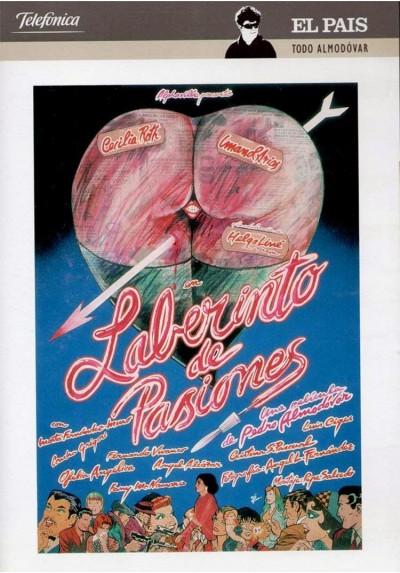 Laberinto De Pasiones (Coleccion El Pais)