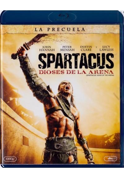 Spartacus: Dioses De La Arena - La Precuela (Blu-Ray) (Spartacus: Gods Of The Arena)