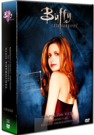 Buffy Cazavampiros, Temporada 7