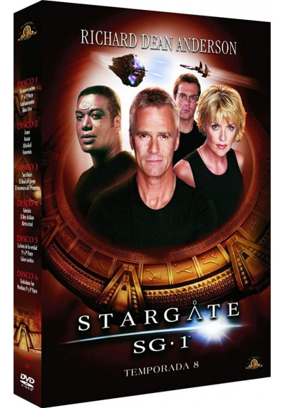 Stargate Sg 1 - 8ª Temporada