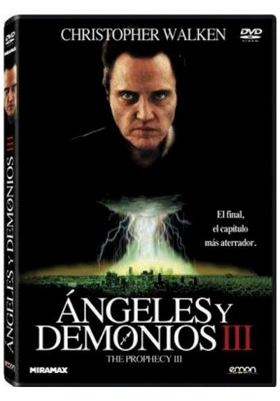 Angeles Y Demonios 3 (The Prophecy 3: The Ascent)