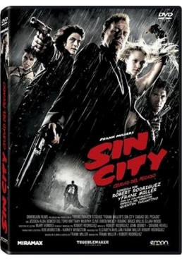 Sin City, Ciudad del Pecado (Frank Miller's Sin City)