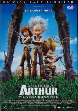 Arthur Y La Guerra De Los Mundos (Arthur Et La Guerre Des Deux Mondes)