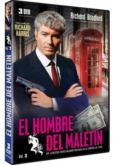El Hombre Del Maletin - Vol. 2 (Man In A Suitcase)