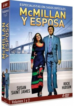 Pack Mcmillan Y Esposa - Vol. 1 + 2 (Mcmillan & Wife)