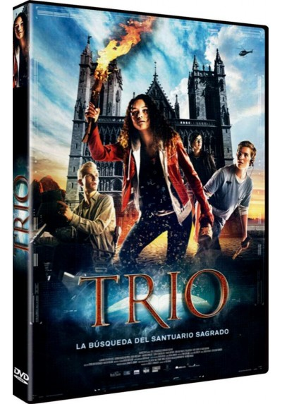 Trío: La Búsqueda Del Santuario Sagrado (Trio - Jakten På Olavsskrinet)