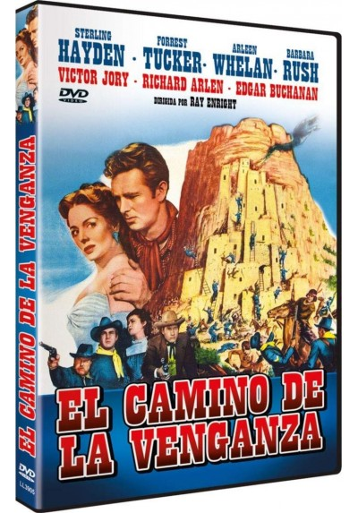 El Camino De La Venganza (Flaming Feather)
