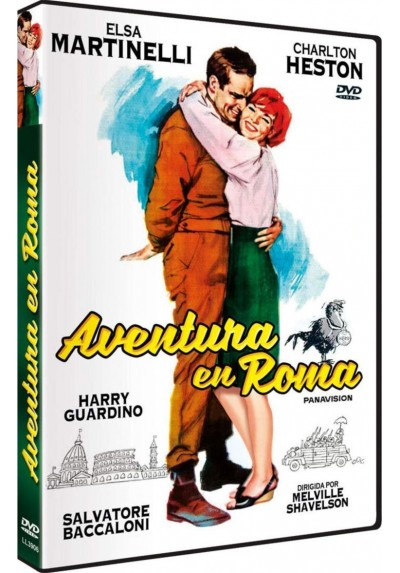 Aventura En Roma (The Pigeon That Took Rome)