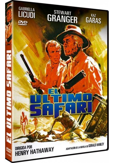 El Ultimo Safari (The Last Safari)