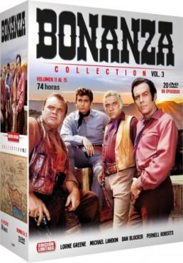 Bonanza: Collection - Vol. 3 (Ed. Limitada) (Vol. 11 al 15)